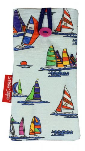 Selina-Jayne Sailing Limited Edition Designer Soft Glasses Case